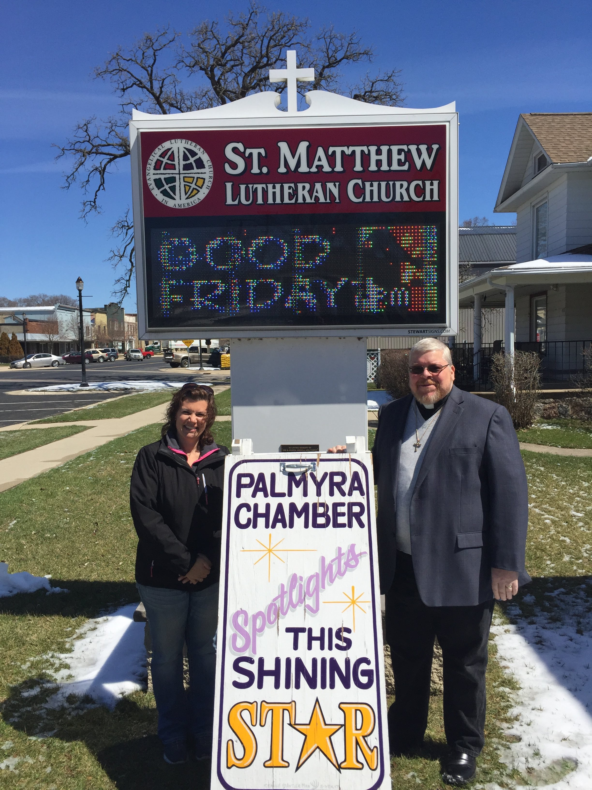 St Matthew Lutheran Church, Celebrating 175 Anniversary in August